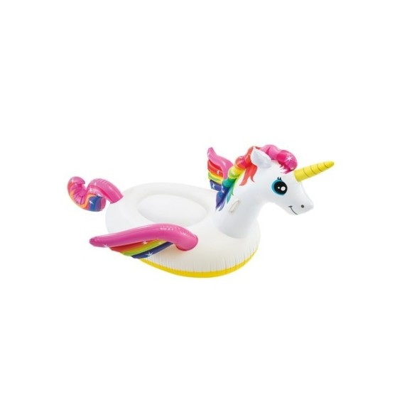 BOIA INFLAVEL UNICORNIO 201x97CM 57561 - INTEX