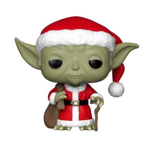 POP YODA STAR WARS 277 - FUNKO