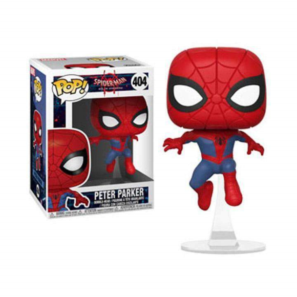 POP PETER PARKER 404 SPIDER MAN - FUNKO