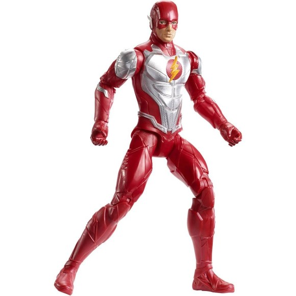 BONECO THE FLASH JUSTICE LEAGUE FWC16 - MATTEL 30CM