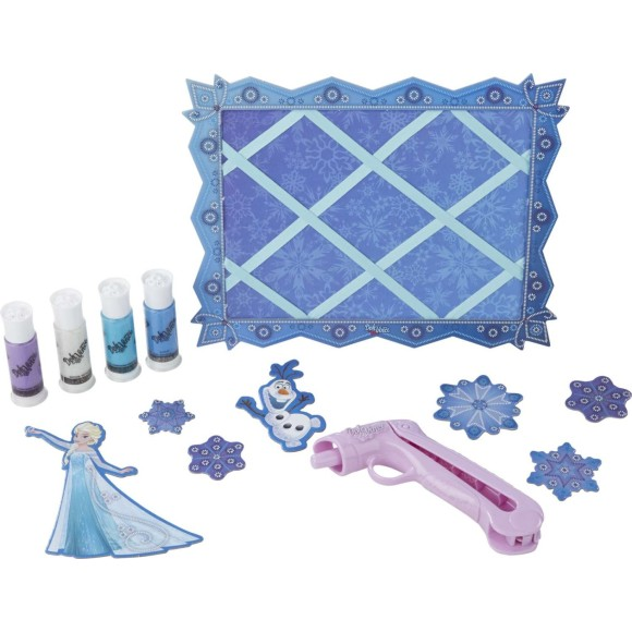 PLAY DOH VINCI KIT FROZEN - HASBRO