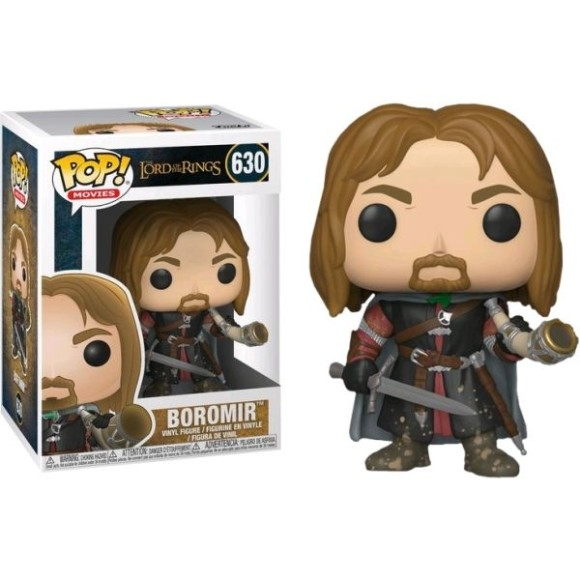 POP BOROMIR THE LORD OF THE RINGS 630 - FUNKO