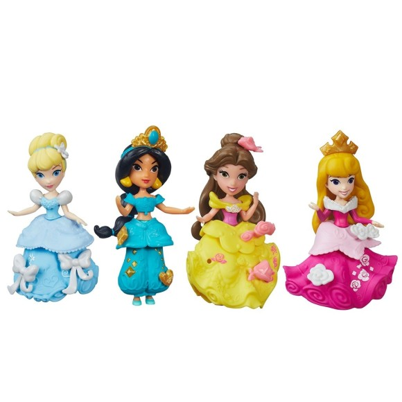 MINI PRINCESAS DISNEY - HASBRO