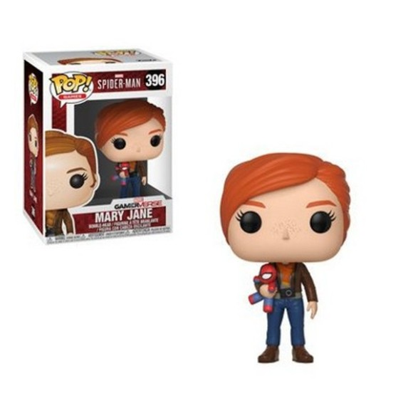 POP MARY JANE 396 SPIDER MAN - FUNKO