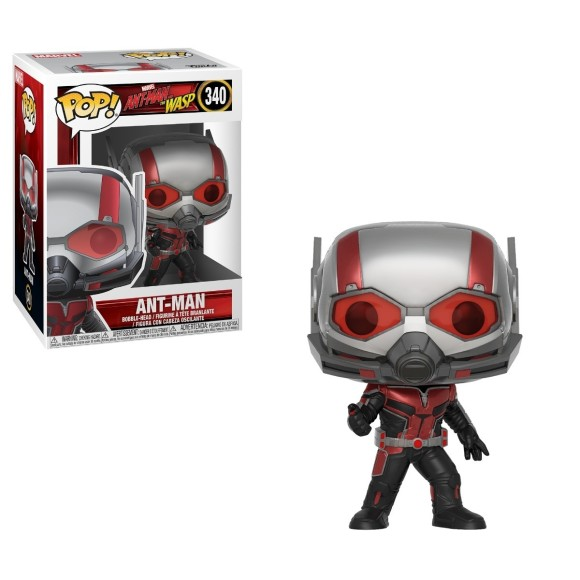 POP ANT-MAN 340 ANT-MAN AND THE WASP - FUNKO