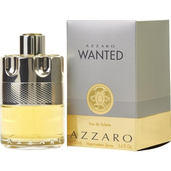 PERFUME MASCULINO AZZARO WANTED 100ML