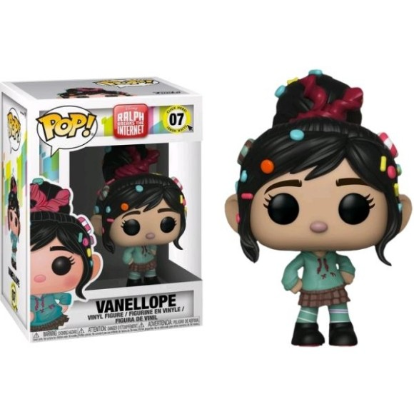 POP VANELLOPE 07 RALPH BREAKS THE INTERNET - FUNKO