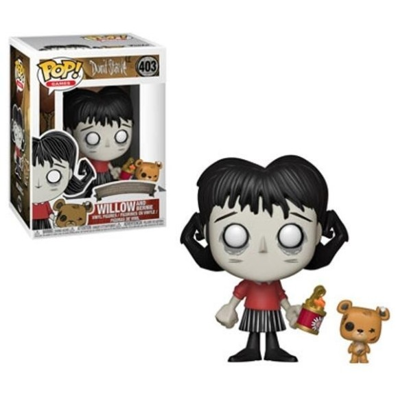 POP WILLOW AND BERNIE 403 DON'T STARVE - FUNKO