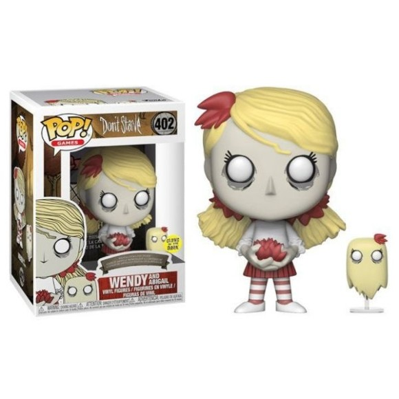 POP WENDY AND ABIGAIL 402 DON'T STARVE - FUNKO