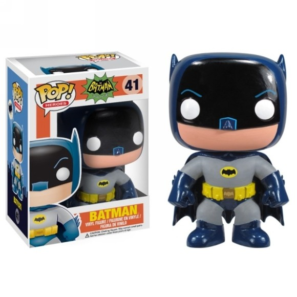 POP BATMAN 41 BATMAN CLASSIC TV SERIES - FUNKO
