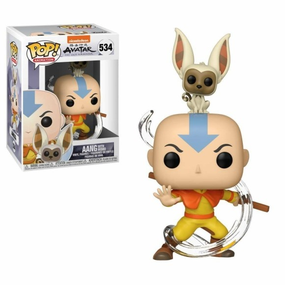 POP AANG WITH MOMO 534 AVATAR - FUNKO