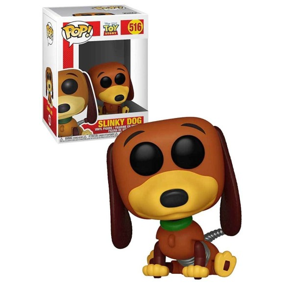 POP SLINKY DOG 516 TOY STORY (DISNEY) - FUNKO
