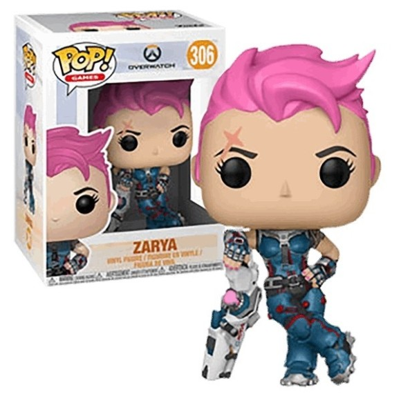 POP ZARYA 306 OVERWATCH - FUNKO