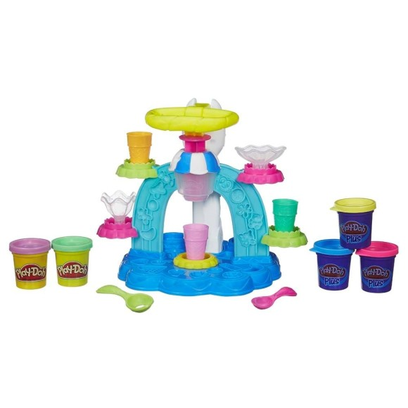 PLAY DOH SORVETERIA DIVERTIDA  B0306 - HASBRO