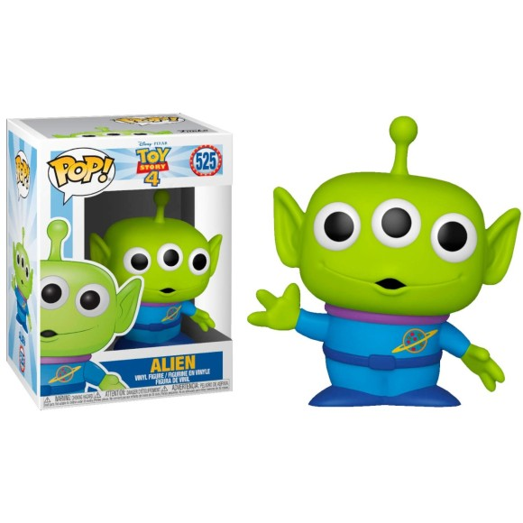 POP ALIEN 525 TOY STORY 4 - FUNKO
