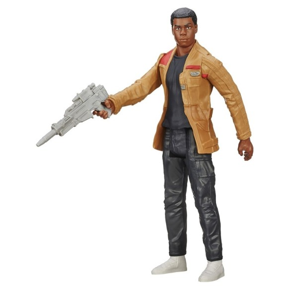 BONECO STAR WARS ROGUE ONE FINN (JAKKU) B3910 - HASBRO 30CM
