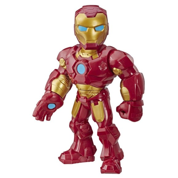 BONECO MEGA MIGHTIES IRON MAN 25CM E4150 - HASBRO