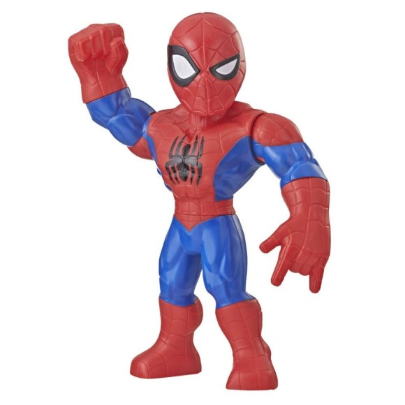 BONECO MEGA MIGHTIES SPIDER MAN 25CM E4150 – HASBRO