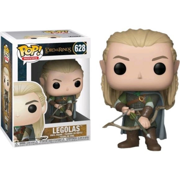 POP LEGOLAS 628 THE LORD OF THE RINGS - FUNKO