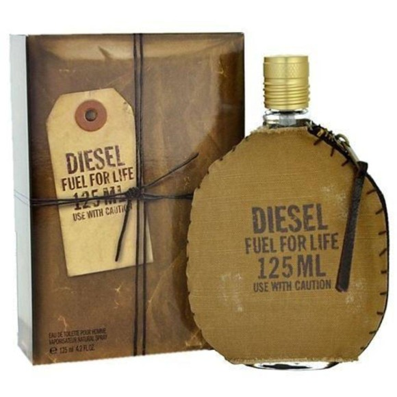 PERFUME MASCULINO DIESEL FUEL FOR LIFE 125ML