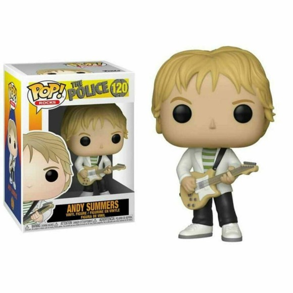 POP ANDY SUMMERS 120 THE POLICE - FUNKO