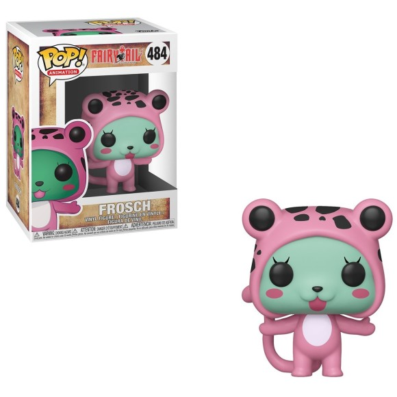 POP FROSCH 484 FAIRY TAIL - FUNKO