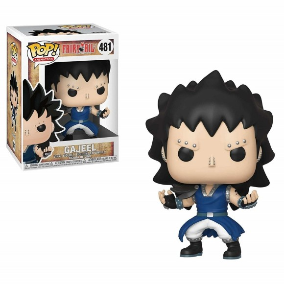 POP GAJEEL 481 FAIRY TAIL - FUNKO