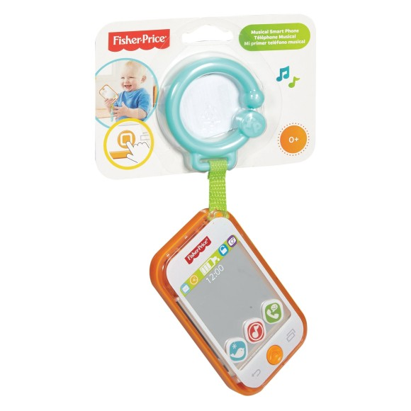 MORDEDOR SMARTPHONE - FISHER PRICE