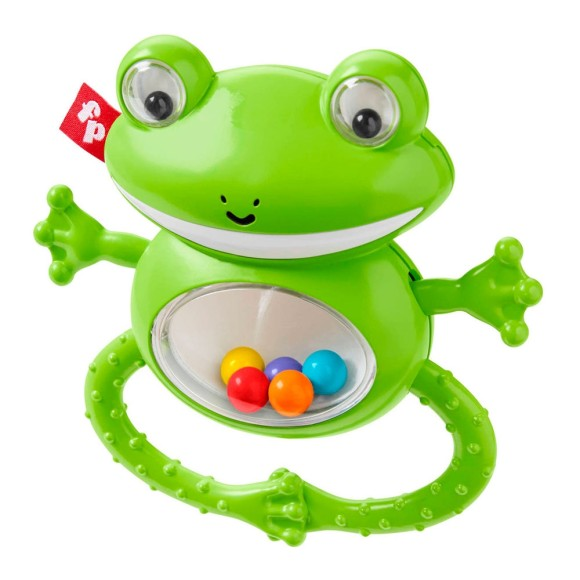 MORDEDOR MEU SAFARI SAPO 12CM GGF03 - FISHER-PRICE