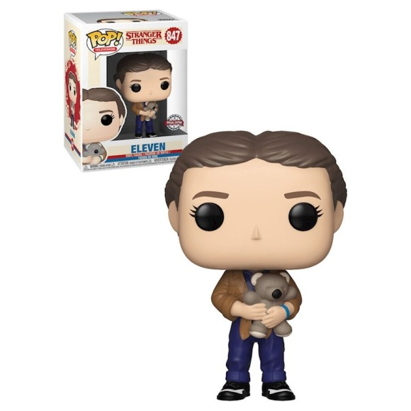 POP ELEVEN (SPECIAL EDITION) 847 STRANGER THINGS - FUNKO