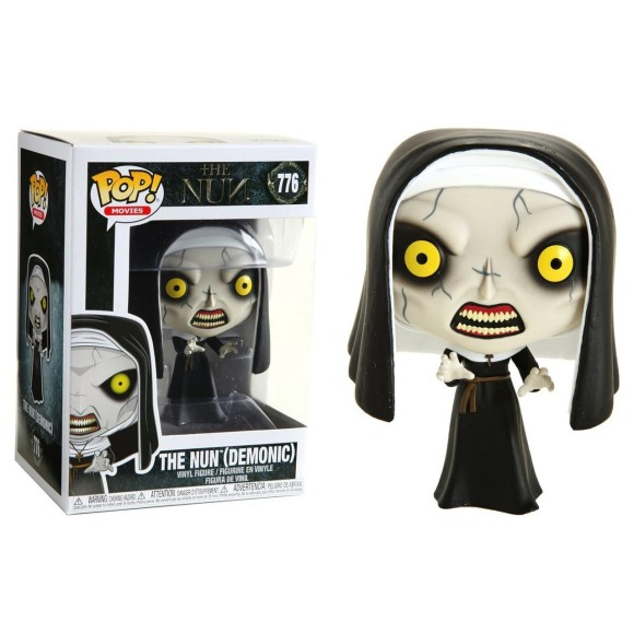 POP THE NUN (DEMONIC) 776 THE NUN - FUNKO