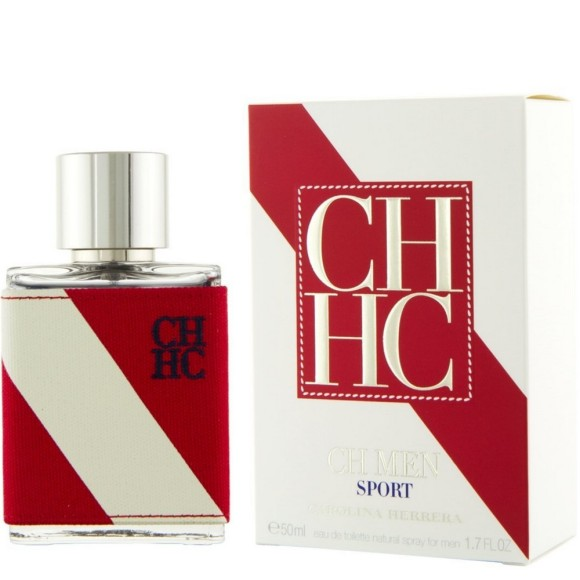 PERFUME MASCULINO CH MEN SPORT 50 ML - CAROLINA HERRERA
