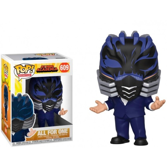 POP ALL FOR ONE 609 MY HERO ACADEMIA - FUNKO