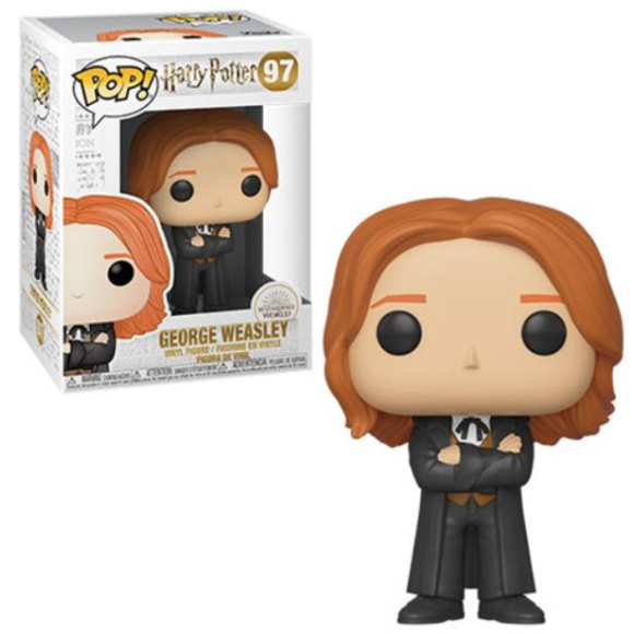 POP GEORGE WEASLEY 97 HARRY POTTER - FUNKO