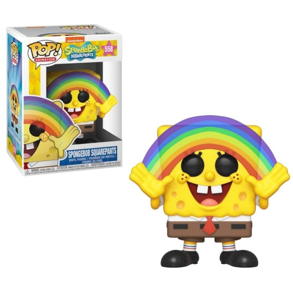 POP SPONGEBOB SQUAREPANTS 558 - FUNKO
