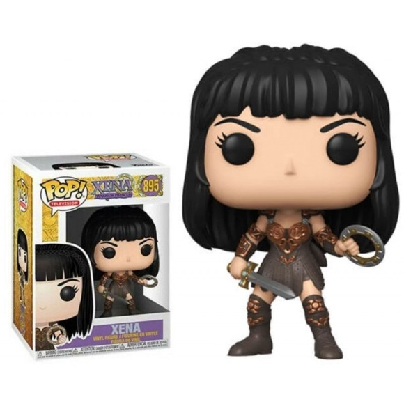 POP XENA 895 XENA WARRIOR PRINCESS - FUNKO