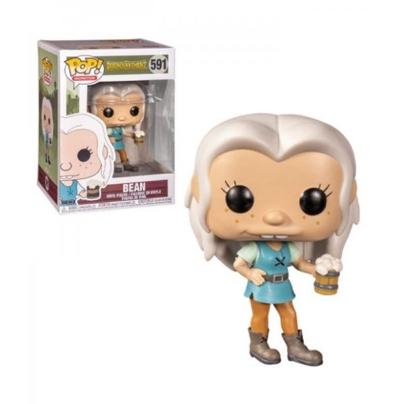 POP BEAN 591 DISENCHANTMENT - FUNKO