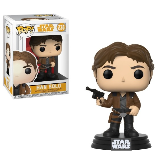 POP HAN SOLO 238 STAR WARS - FUNKO