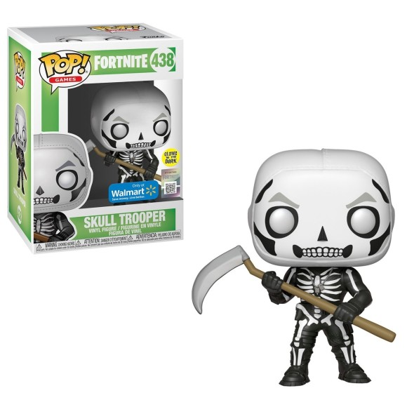 POP SKULL TROOPER (SPECIAL EDITION) 438 FORTNITE - FUNKO