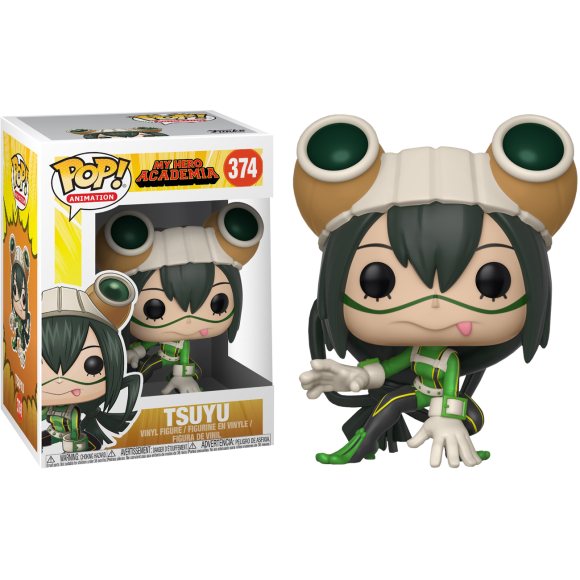 POP TSUYU 374 MY HERO ACADEMIA - FUNKO