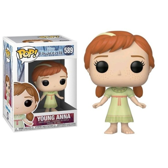 POP YOUNG ANNA 589 FROZEN II - FUNKO