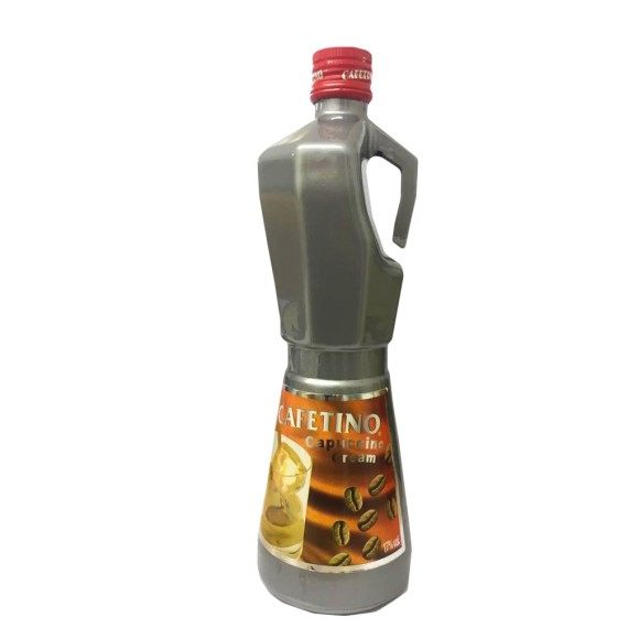 LICOR DE CAPPUCCINO CAFETINO 700ML