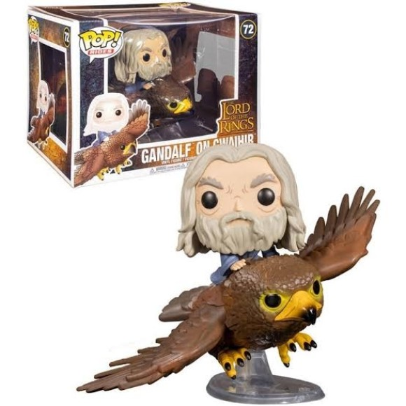 POP GANDALF ON GWAIHIR 72 THE LORD OF THE RINGS - FUNKO