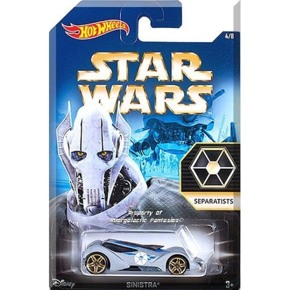 HOT WHEELS STAR WARS - MATTEL