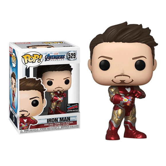 POP IRON MAN (LIMITED EDITION) 529 AVENGERS - FUNKO