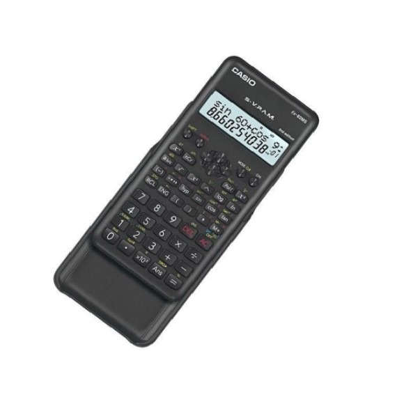 CALCULADORA CIENTIFICA FX-82MS 2ND EDITION - CASIO
