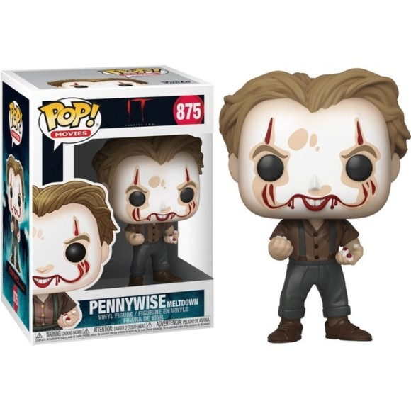 POP PENNYWISE MELTDOWN 875 IT - FUNKO