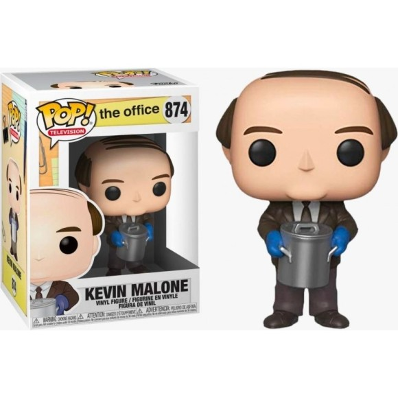 POP KEVIN MALONE 874 THE OFFICE - FUNKO