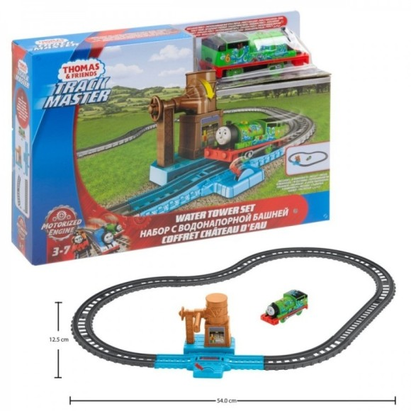 PISTA THOMAS AND FRIENDS TORRE DA AGUA FXX64 - MATTEL