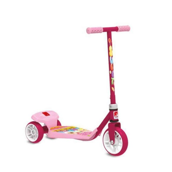 PATINETE SWEET GAME 63CM 1561 - BANDEIRANTE
